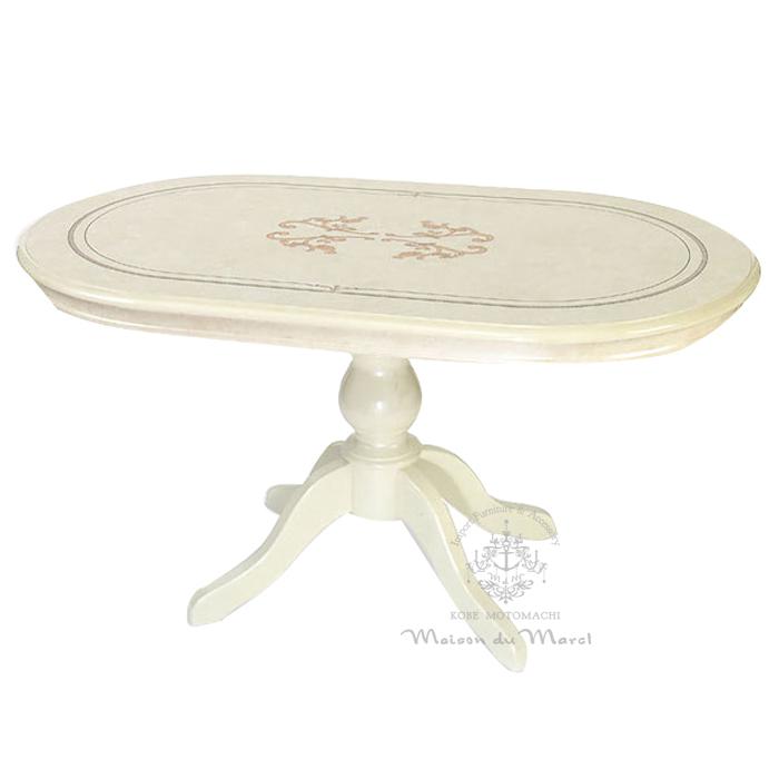 ☆基本配送料無料☆【Saltarelli/サルタレッリ】フローレンス ダイニングテーブル