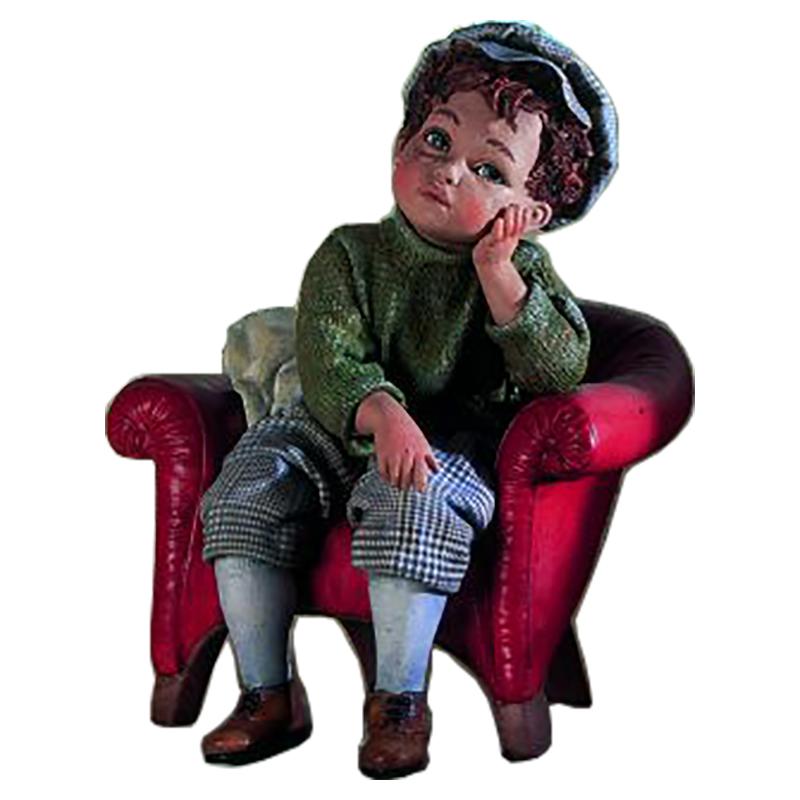 【SIBANIA/シバニア】陶器人形 Francesca(112W)