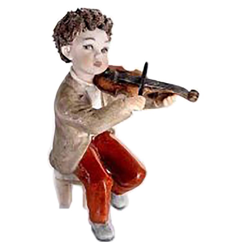 【SIBANIA/シバニア】陶器人形 Vito