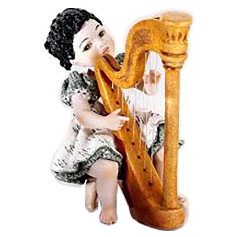 【SIBANIA/シバニア】陶器人形 Henriette