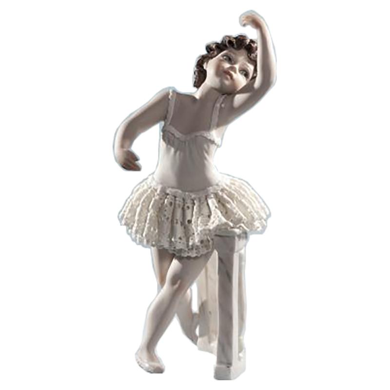 【SIBANIA/シバニア】陶器人形 Corinne
