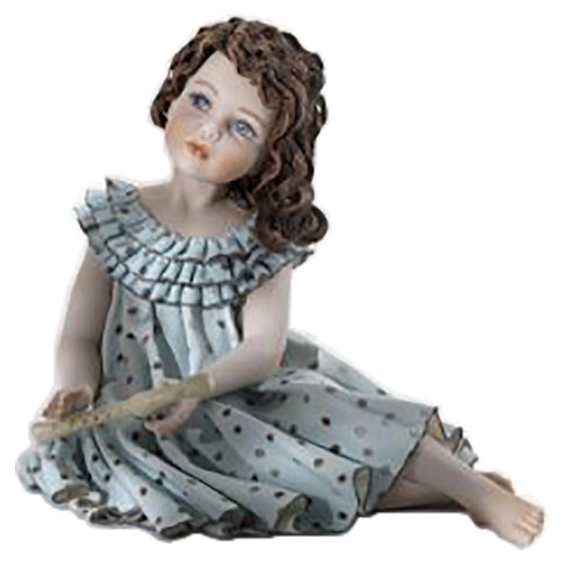 【SIBANIA/シバニア】陶器人形 Pamina