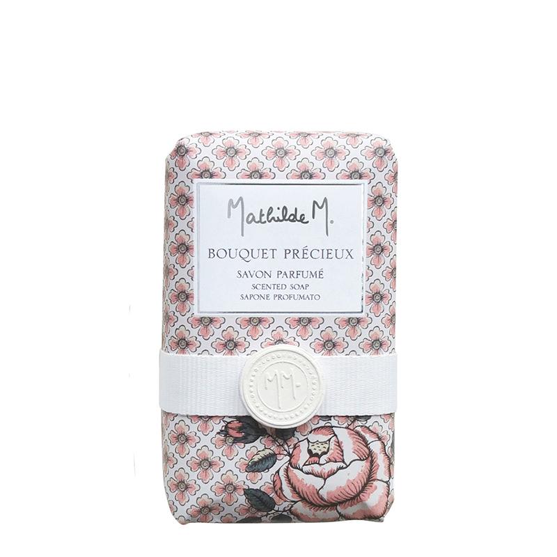 【Mathilde M./マチルドエム】フレグランスソープ 香り:ブーケプレシャス