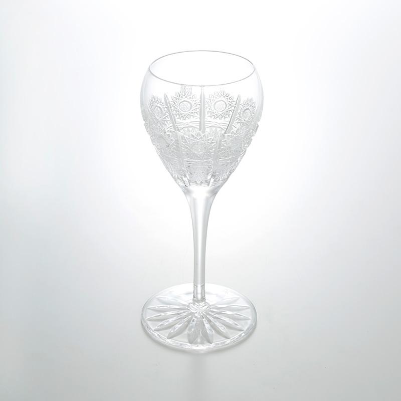 【TOM Bohemia Crystal/トム ボヘミア クリスタル】ゴブレット