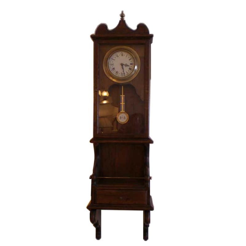 ☆基本配送料無料☆【CAPANNI/カパーニ】ウォールクロック(掛け時計) 高さ140cm