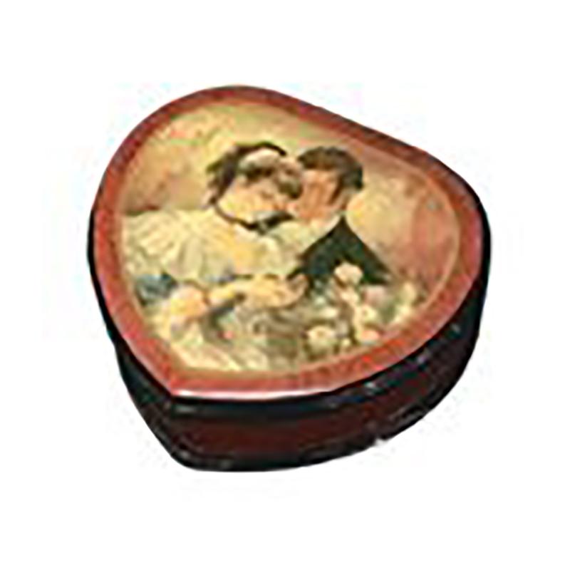 ☆大決算セール☆イタリア製 ジュエリー/ミュージックBOX ハート 通常価格¥29,000の品